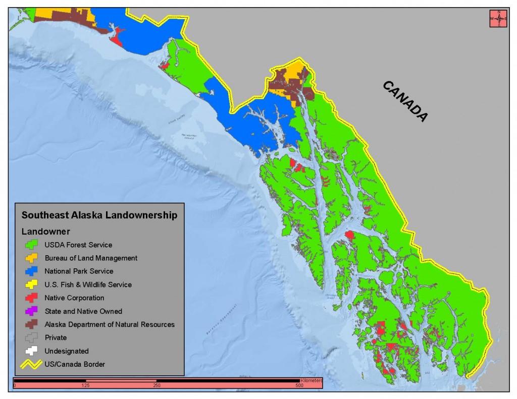 Southeast Alaska- A Special Place | Southeast Alaska Fish Habitat ...